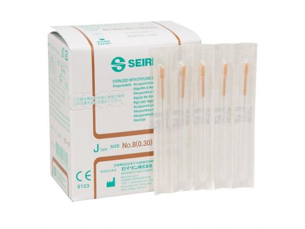 SEIRIN® type J 0.30x50mm 100 stuks